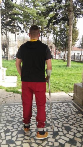 gonartroza bilaterală a genunchiului tratamentului de gradul I asanas pentru dureri articulare